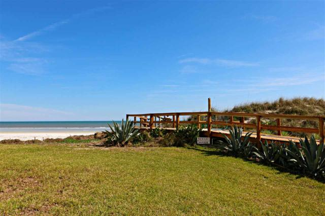 7750 A1a South Unit 24 Oceanfront #24, St Augustine Beach, FL 32080 (MLS #175626) :: Pepine Realty