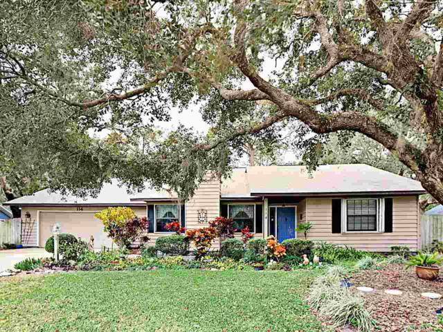 114 Mickler Blvd, St Augustine Beach, FL 32080 (MLS #175997) :: Florida Homes Realty & Mortgage