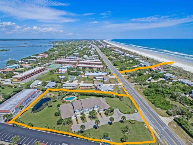 7245 S A1a W/ Garage D, St Augustine, FL 32080 (MLS #176260) :: Memory Hopkins Real Estate