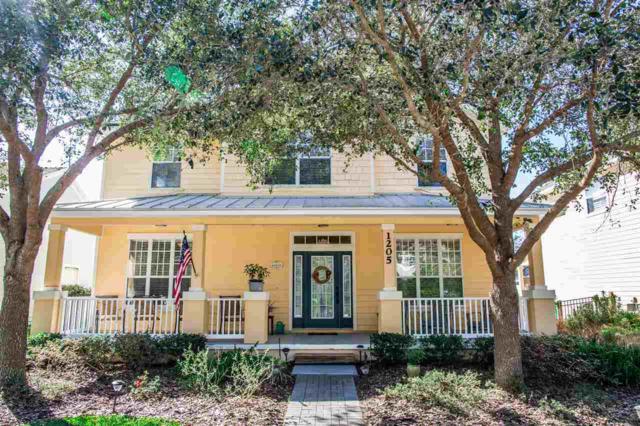 1205 Overdale Rd, St Augustine Beach, FL 32080 (MLS #176848) :: Pepine Realty