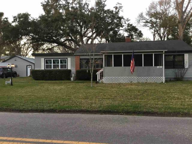 240 Ravenswood Drive, St Augustine, FL 32084 (MLS #176890) :: St. Augustine Realty