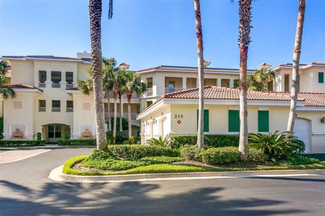 215 S Ocean Grande #105, Ponte Vedra Beach, FL 32082 (MLS #176921) :: Memory Hopkins Real Estate
