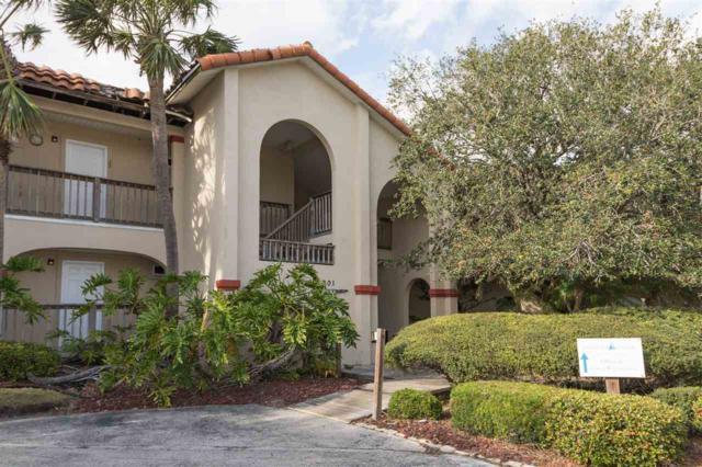201 Yacht Club Dr #28 #28, St Augustine, FL 32084 (MLS #177152) :: Memory Hopkins Real Estate