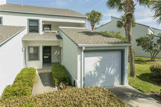 890 A1a Beach Blvd #75, St Augustine, FL 32080 (MLS #177201) :: Pepine Realty