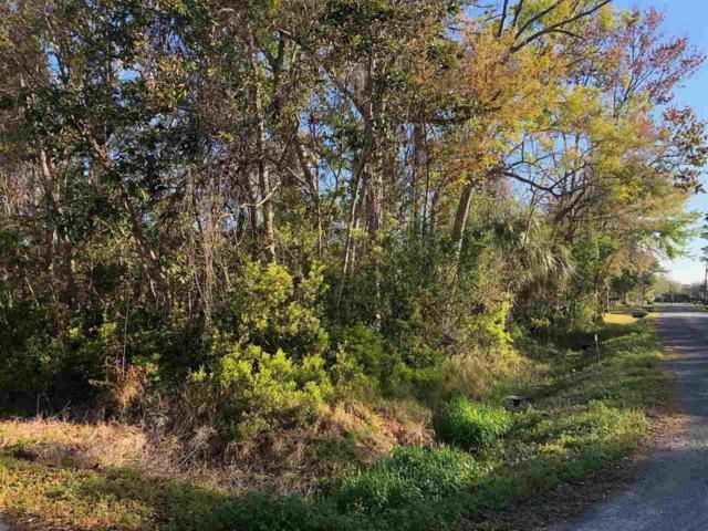 3600 Saddle Brook Lane, St Augustine, FL 32084 (MLS #177367) :: St. Augustine Realty