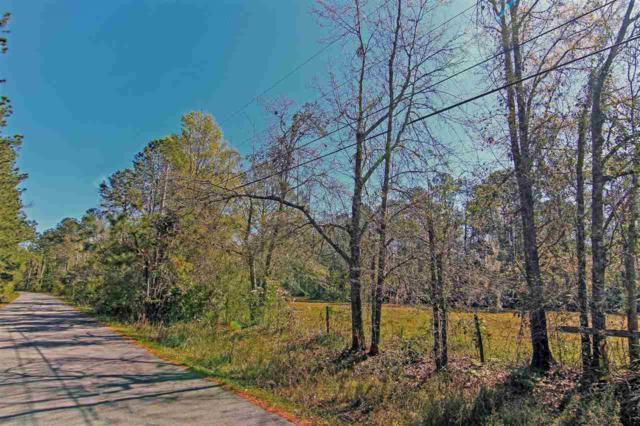320 Oakridge, St Augustine, FL 32092 (MLS #177527) :: St. Augustine Realty
