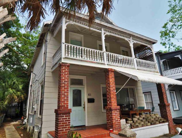 61 Martin Luther King Ave, St Augustine, FL 32084 (MLS #177544) :: Pepine Realty