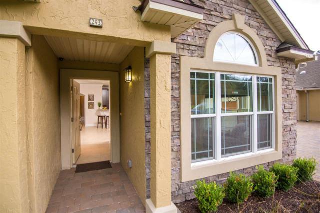 53 Amacano Ln., St Augustine, FL 32084 (MLS #177587) :: Memory Hopkins Real Estate