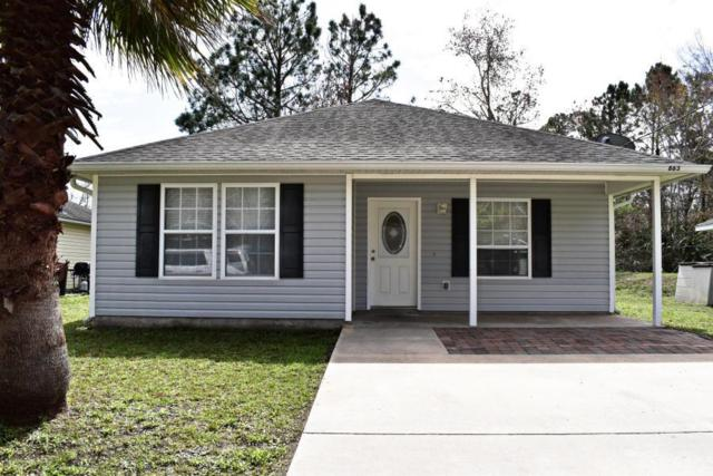 863 13TH STREET, St Augustine, FL 32084 (MLS #177634) :: 97Park
