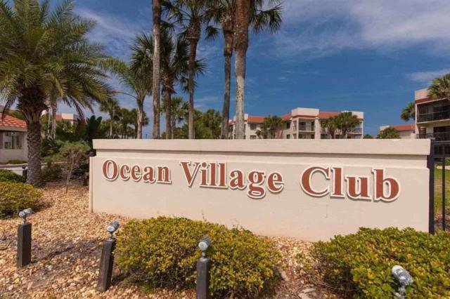 4250 A1A S Unit K34 K34, St Augustine Beach, FL 32080 (MLS #177734) :: Memory Hopkins Real Estate