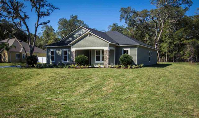 204 S Shadowwood Dr., St Augustine, FL 32086 (MLS #177839) :: Memory Hopkins Real Estate