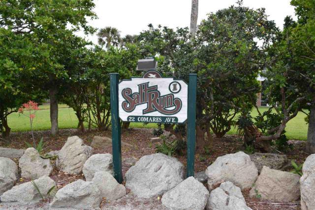 22 Comares Ave 8B, St Augustine, FL 32080 (MLS #178097) :: Pepine Realty