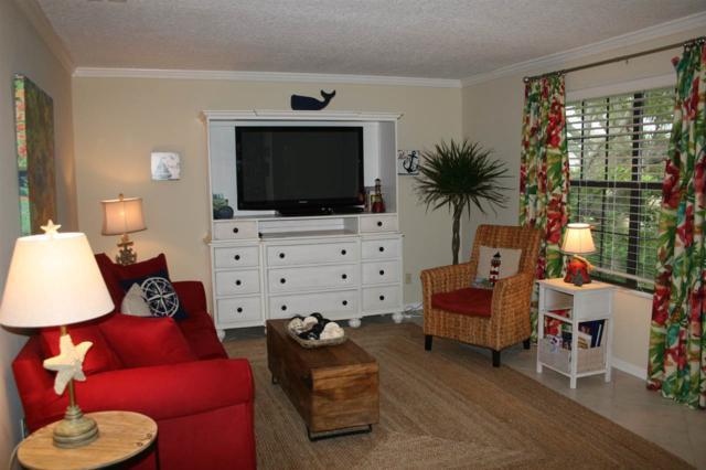 47 Schooner Court- Furnished #47, St Augustine Beach, FL 32080 (MLS #178177) :: 97Park