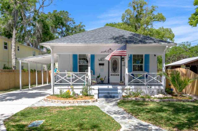 16 Ballard Avenue, St Augustine, FL 32084 (MLS #178210) :: St. Augustine Realty