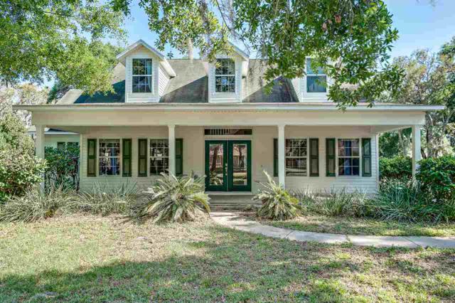 17 Magnolia Street, Flagler Beach, FL 32136 (MLS #178268) :: St. Augustine Realty