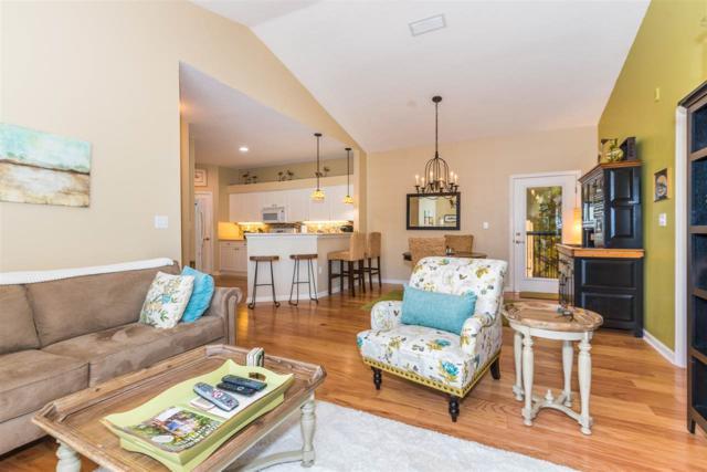 116 Laurel Wood Way 208 + Garage #208, St Augustine, FL 32086 (MLS #178364) :: Pepine Realty