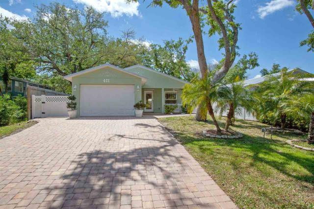 411 First Street, St Augustine, FL 32084 (MLS #178414) :: Florida Homes Realty & Mortgage
