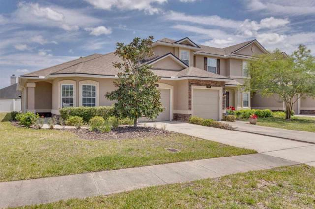 494 Wooded Crossing Circle, St Augustine, FL 32084 (MLS #178429) :: Pepine Realty