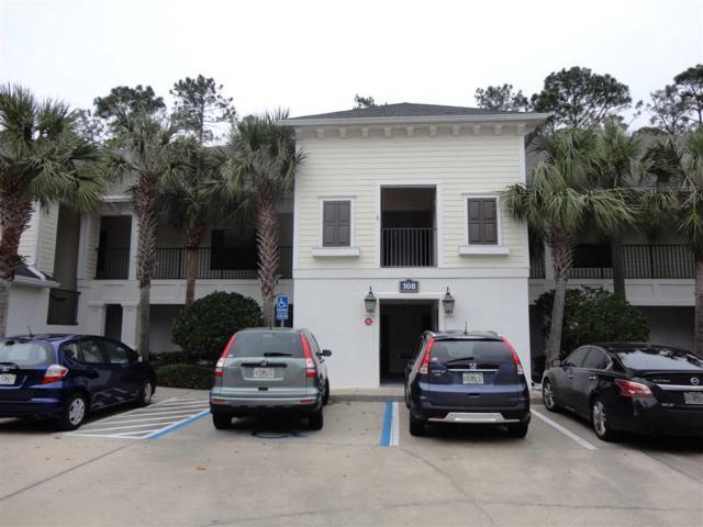 108 Laurel Wood Way #205, St Augustine, FL 32086 (MLS #178433) :: Pepine Realty