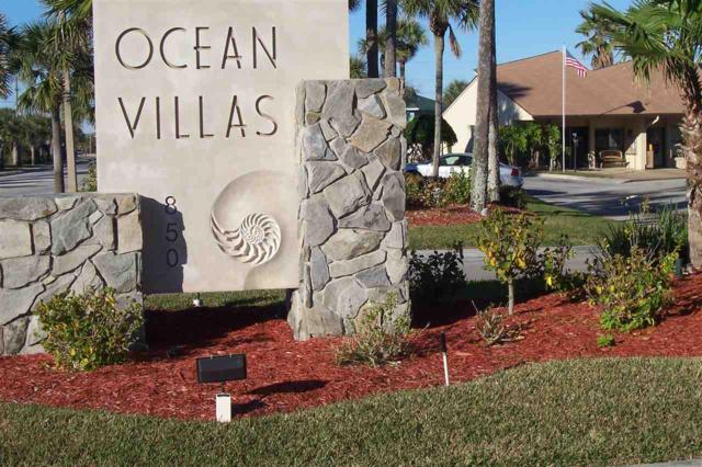 850 A1a Beach Blvd #24 #24, St Augustine, FL 32080 (MLS #178437) :: Memory Hopkins Real Estate