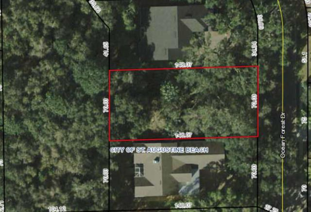386 Ocean Forest Dr., St Augustine Beach, FL 32080 (MLS #178492) :: St. Augustine Realty