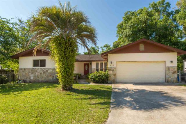 625 Theodore Street, St Augustine, FL 32084 (MLS #178665) :: Home Sweet Home Realty of Northeast Florida