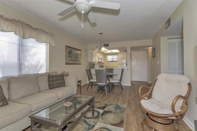 4250 A1a South  #C-26 C26, St Augustine Beach, FL 32080 (MLS #178704) :: Pepine Realty