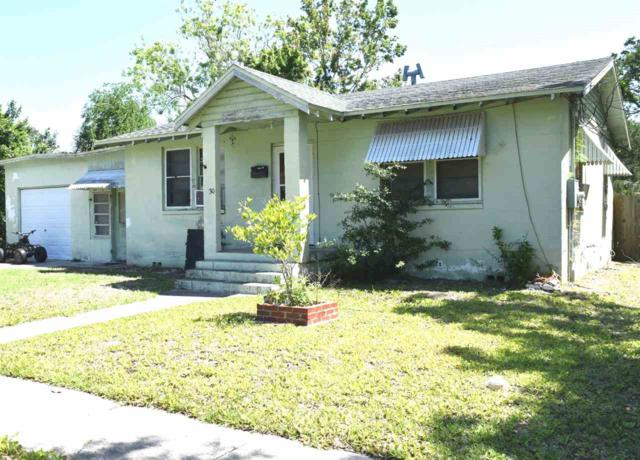 30 Colony St, St Augustine, FL 32084 (MLS #178757) :: Tyree Tobler | RE/MAX Leading Edge