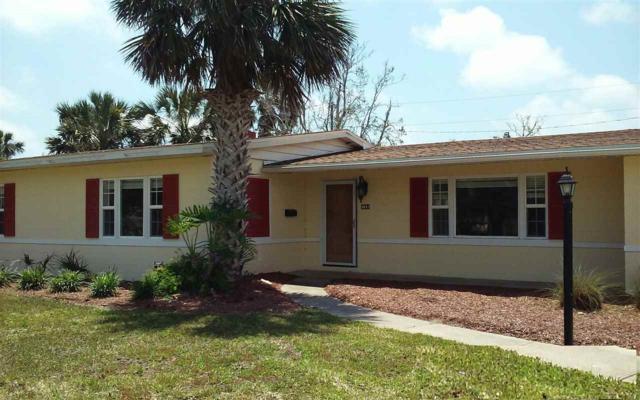 188 Inlet Drive, St Augustine, FL 32080 (MLS #178995) :: St. Augustine Realty