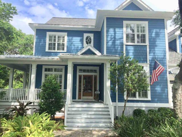 321 Ocean Forest Drive, St Augustine, FL 32080 (MLS #179046) :: Memory Hopkins Real Estate