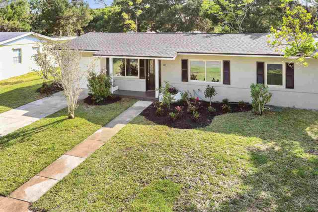 28 Solano Ave, St Augustine, FL 32080 (MLS #179144) :: Pepine Realty