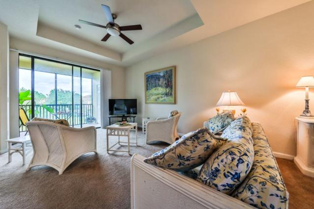 405 La Travesia Flora #202, St Augustine, FL 32095 (MLS #179174) :: Memory Hopkins Real Estate