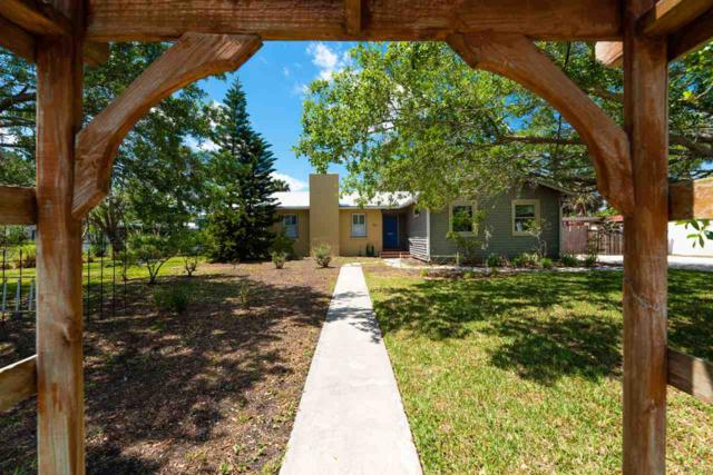 84 Dolphin Drive, St Augustine, FL 32080 (MLS #179264) :: Pepine Realty
