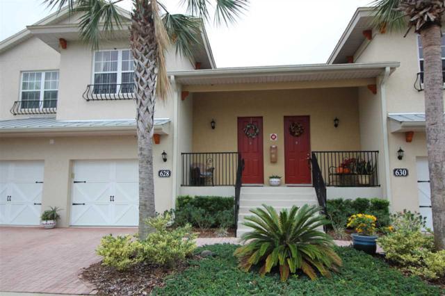 628 Shores Blvd, St Augustine, FL 32086 (MLS #179443) :: Memory Hopkins Real Estate