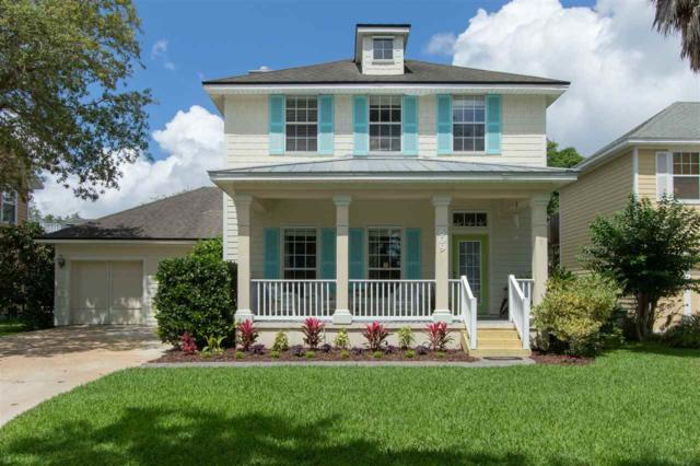 609 Sun Down Circle, St Augustine Beach, FL 32080 (MLS #179466) :: Memory Hopkins Real Estate