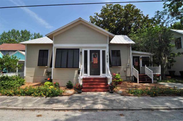 14 Mulberry St, St Augustine, FL 32084 (MLS #179530) :: 97Park