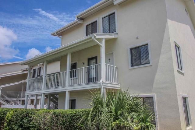 4670 S A1a 18C, St Augustine Beach, FL 32080 (MLS #179547) :: Memory Hopkins Real Estate