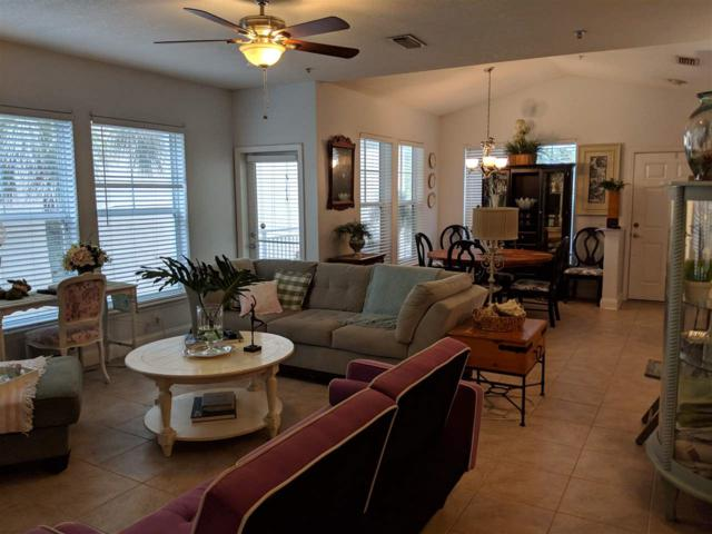 100 Islander Drive #4, St Augustine, FL 32080 (MLS #179565) :: Pepine Realty