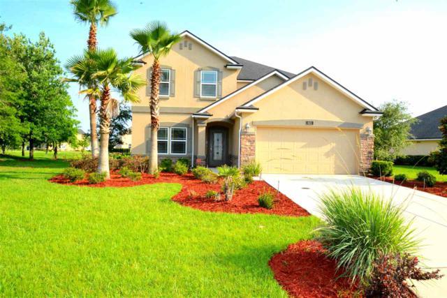 613 Porta Rosa Cir, St Augustine, FL 32092 (MLS #179611) :: Florida Homes Realty & Mortgage