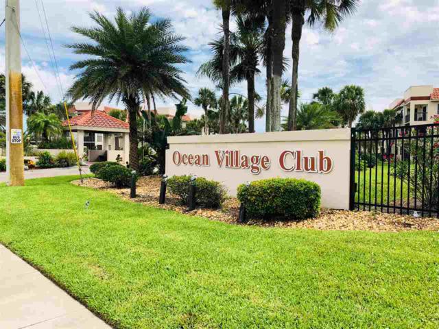 4250 S A1a H-22, St Augustine Beach, FL 32080 (MLS #179625) :: Memory Hopkins Real Estate