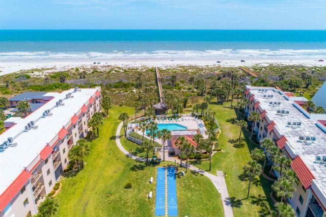 4250 A1a South O-16 O-16, St Augustine Beach, FL 32080 (MLS #179709) :: Memory Hopkins Real Estate