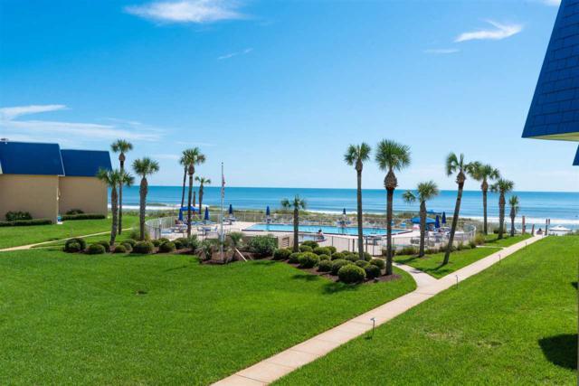 7950 S A1a #212 #212, St Augustine, FL 32080 (MLS #179823) :: Memory Hopkins Real Estate