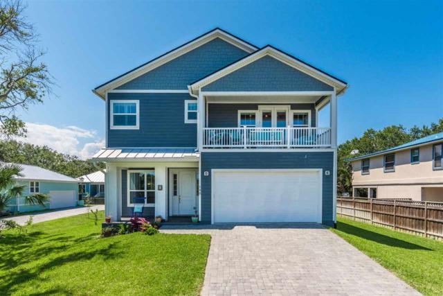 140 Sherwood Ave, St Augustine, FL 32084 (MLS #179906) :: 97Park
