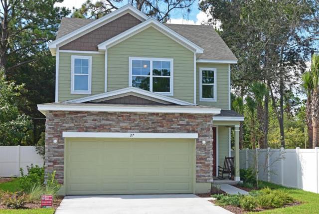 27 Moultrie Creek Circle, St Augustine, FL 32086 (MLS #179959) :: Tyree Tobler | RE/MAX Leading Edge
