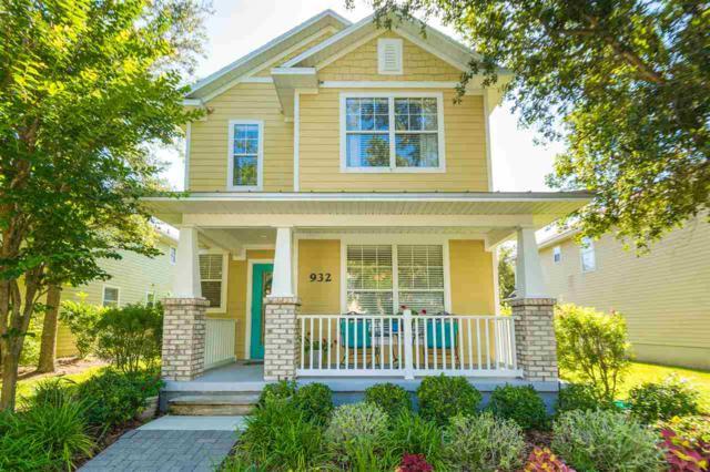 932 Saltwater Circle, St Augustine Beach, FL 32080 (MLS #179975) :: Pepine Realty