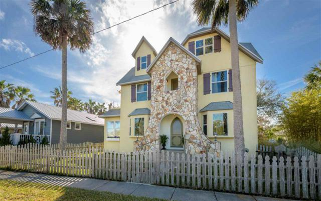 145 Washington St, St Augustine, FL 32084 (MLS #180067) :: Florida Homes Realty & Mortgage