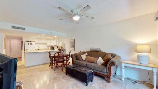 7175 A1a South E-131, St Augustine, FL 32080 (MLS #180097) :: Memory Hopkins Real Estate