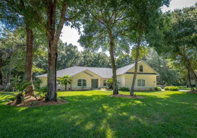 3369 S Kings Rd, St Augustine, FL 32086 (MLS #180142) :: Memory Hopkins Real Estate