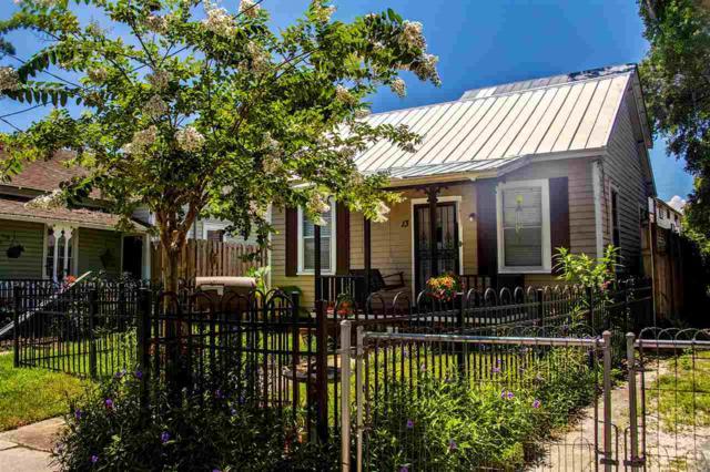 13 Myrtle Ave, St Augustine, FL 32084 (MLS #180154) :: St. Augustine Realty