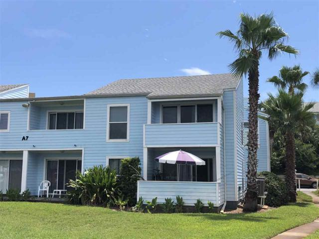 6300 A1a S. A7-4U A7-4U, St Augustine, FL 32080 (MLS #180249) :: Memory Hopkins Real Estate